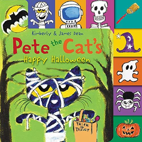 Couverture de Pete the Cat's Happy Halloween