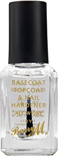 Barry M Nail Paint, 54 , 3 In 1 Base  Coat, Top Coat, Nail