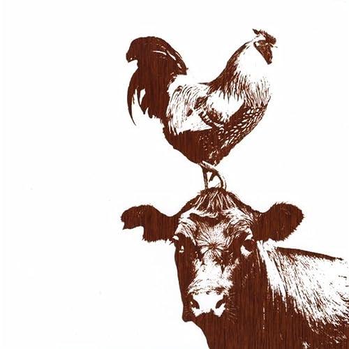 Brown Chicken Brown Cow by Jet Black Ninja Funkgrass Unit on ...