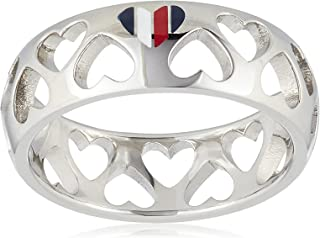 TOMMY HILFIGER WOMEN'S STAINLESS STEEL RINGS -2701093E