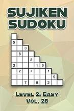 Sujiken Sudoku Level 2: Easy Vol. 28: Play Sujiken Sudoku Diagonally Nine Numbers Grid With Solutions Easy Level Volumes ...