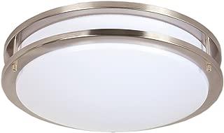 Best satin nickel light fixtures Reviews