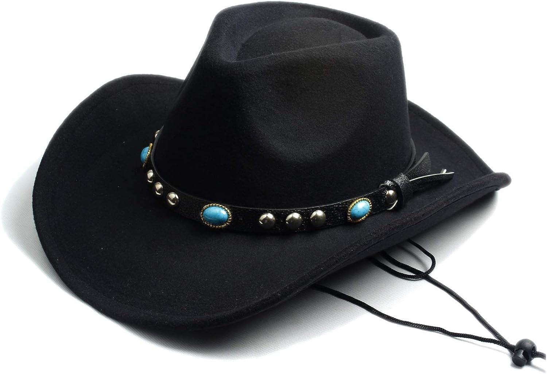 Women's Men's Wool Western Cowboy Cowgirl Ladies Gentleman J Max Direct stock discount 66% OFF Hat