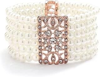 Best blush pearl bracelet Reviews