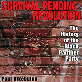 Survival Pending Revolution audiobook cover art