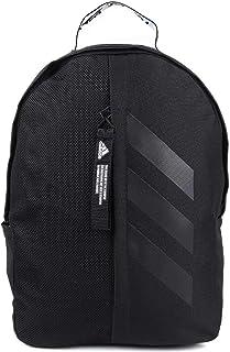 حقيبة ظهر من اديدادس مزينة بشعار اديداس 3 خطوط على الجانب