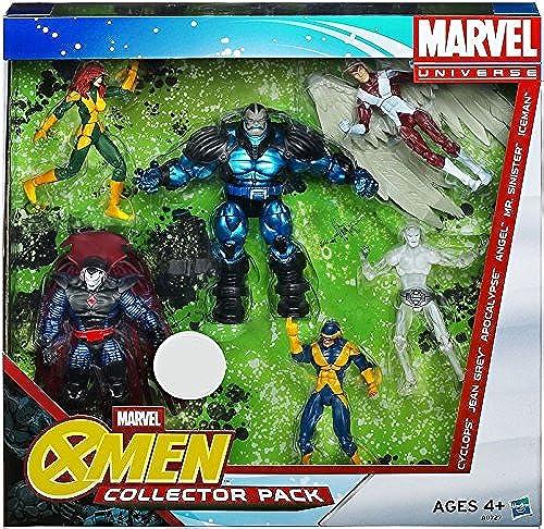 moda Exclusive San Diego Comic Con Con Con 2012 X-Men Collector Pack  grandes ofertas
