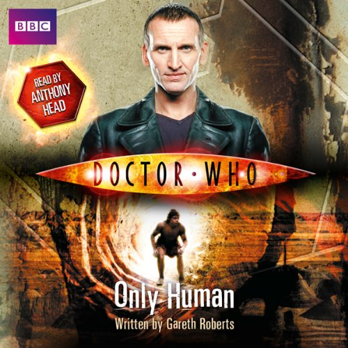Doctor Who: Only Human audiobook cover art