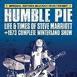 Steve Marriott: Humble Pie: Life and Times of Steve Marriott+197 (Blu-ray)