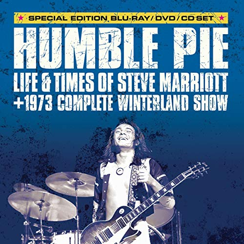 Humble Pie: Life and Times of Steve Marriott+197