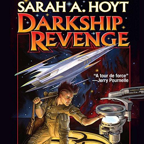 Darkship Revenge audiobook cover art