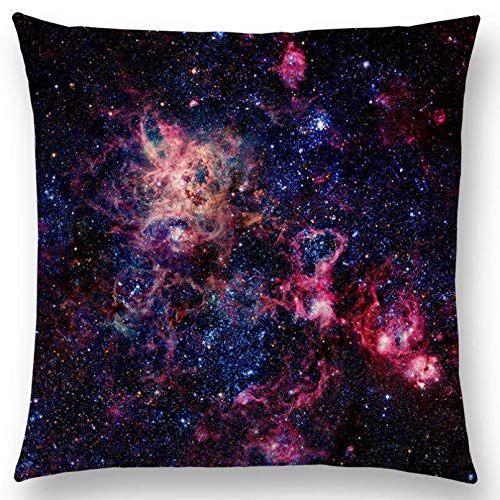 SUIBIAN Night Starry Sky Cushion Cover Car Home Decor Sofa Throw Pillow Case