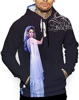 Men's 3D Print Hoodie Sweatshirt Stevie Belladonna Nicks Sports Cotton Sweater