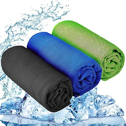 YQXCC 3 Pcs Cooling Towel (47