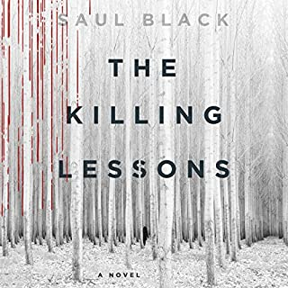The Killing Lessons audiobook cover art