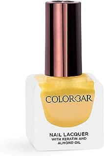 Colorbar Nail Lacquer, Blonde Glitz, 12 ml