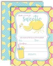 Lemon Sweetie Birthday, Twenty 5