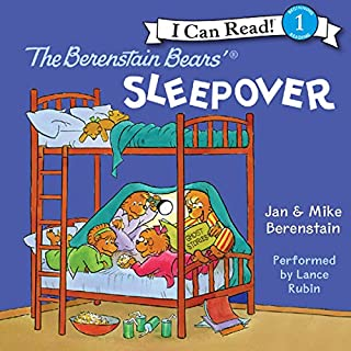 Couverture de The Berenstain Bears' Sleepover
