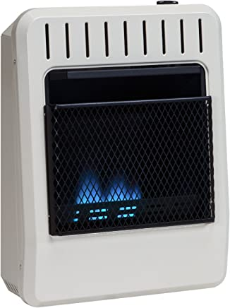 Avenger Dual Fuel Vent Free Blue Flame Wall Heater