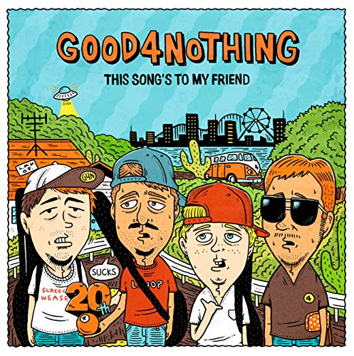 [Single]THIS SONG'S TO MY FRIEND – GOOD4NOTHING[FLAC + MP3]