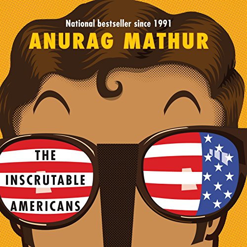 The Inscrutable Americans audiobook cover art