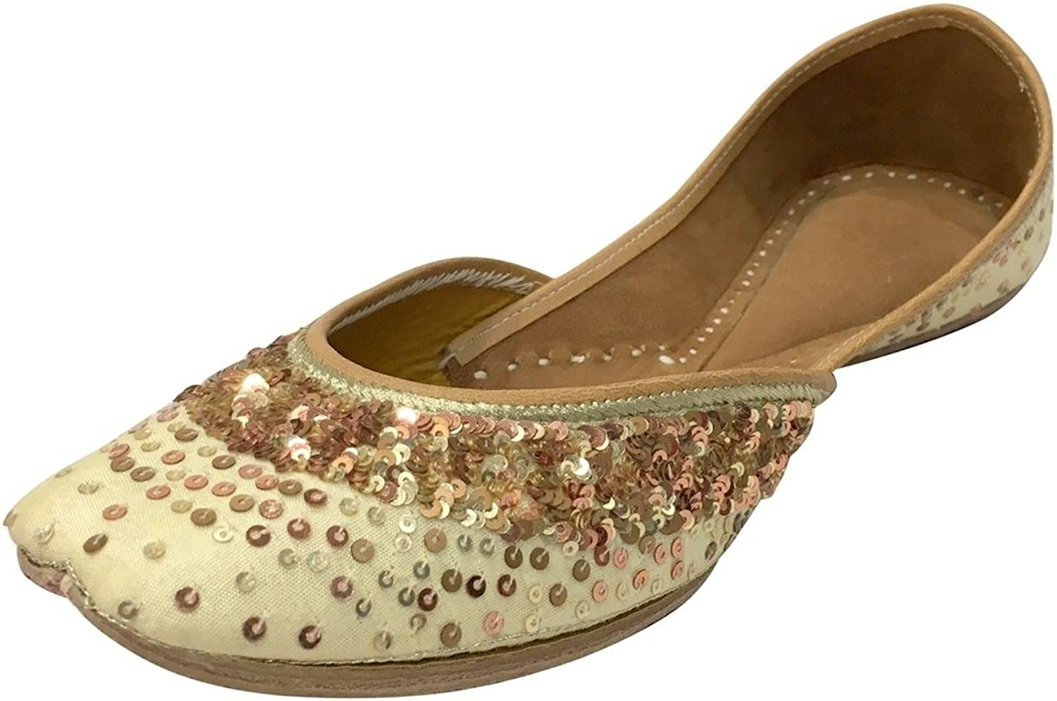 Step n Style Indian shoes Punjabi Jutti Bridal shoes Khussa shoes Mojari Flat Juti