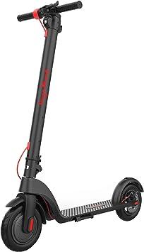 WEGOBOARD Patinete eléctrico Plegable Runway Negro – Batería ...