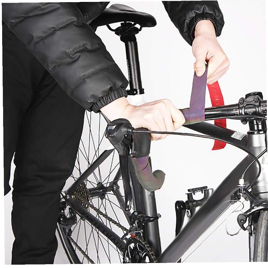1pair Manillar De La Bici De La Bicicleta De La Cinta Cinta De ...