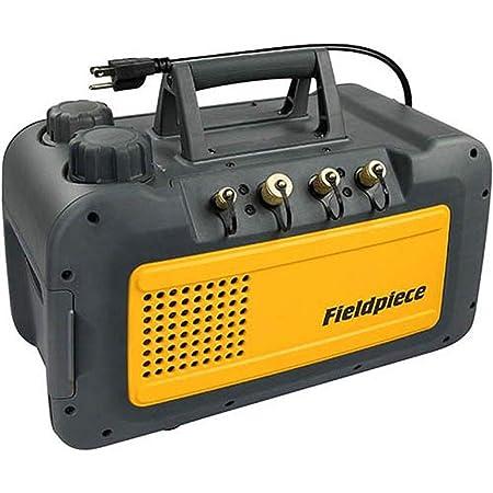 Fieldpiece MR45 refrigerant Recovery Machine Avec Smart Vitesse moteur de 1 HP