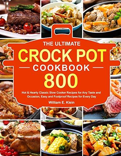 The Ultimate Crock Pot Cookbook