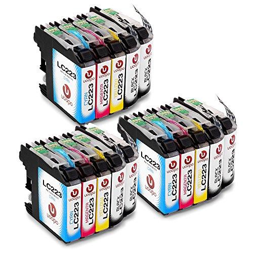 Uoopo Compatibile Cartucce Brother LC223 per...