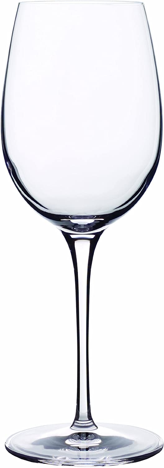 Luigi Bormioli 09626 06 Vinoteque 12.75 oz Red Wine Glasses, Set of 6, Clear