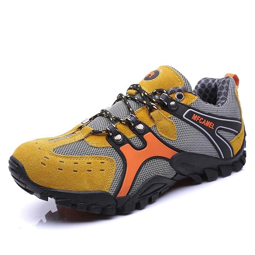 道徳マーケティングぞっとするような[BEWHY] 登山靴 軽量 防水トレッキングシューズ ハイキング アウトドアシューズ 滑りにくい スニーカー 遠足 カジュアル オシャレ