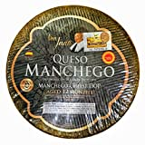 Don Juan Manchego Wheel cheese Aged 12 months...