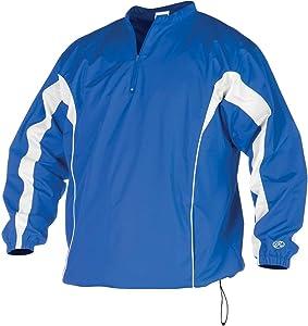 Rawlings Men's Tijls Long Sleeve Pullover Jacket