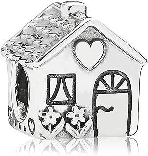 Pandora Sterling Silver Sweet Home Charm No.791267