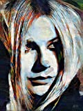 Posters-Galore Avril Lavigne Goodbye Lullaby Art Print...