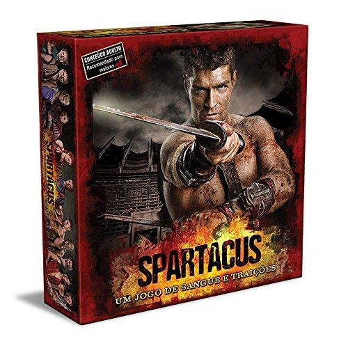 Spartacus. Um Jogo de Sangue e Traições - Kronos Games