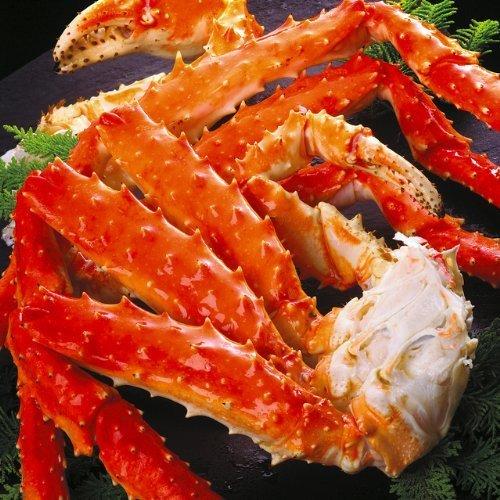 OWARI タラバガニ ボイル 本たらば蟹 冷凍 1肩(約800g)