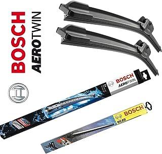 3x Scheibenwischer Vorne+Hinten Bosch AeroTwin B Aero A430S A330H