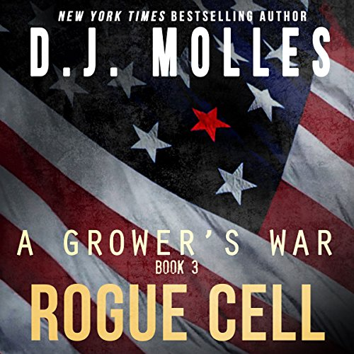 Rogue Cell audiobook cover art