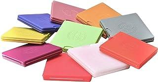 2 Estuches para mascarillas / 2 Cajas para mascarillas SP® (Multicolor, 2 Unidades)