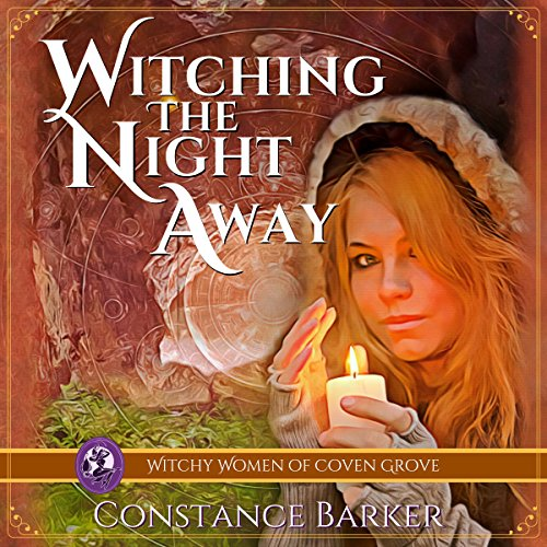 Witching the Night Away: A Cozy Mystery cover art