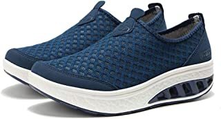 Farmerl Shoes For Women,Mesh Casual Sport Shoes Thick-Soled Air Cushion Sneakers