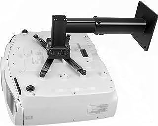 Projector Stand العارض جبل حامل جهاز عرض السقف جبل أو جدار جبل حامل حامل طول 9.84 إلى 14.96in / 25 إلى 38 سم تحميل 44 رطل ...