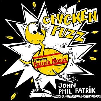 Chicken Fuzz EP (Evasion 1973) - Single