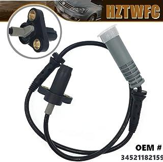 HZTWFC ABS Geschwindigkeitssensor vorne links 34521182159 OEM # 520i E39 528i 540i 1997 1998