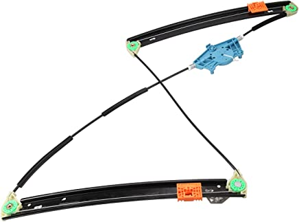 Ambienceo Electric Front Right Drivers Window Regulator With Panel