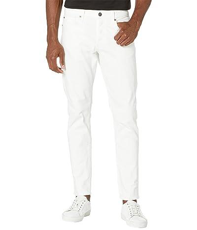 G-Star 3301 Slim Jeans in White