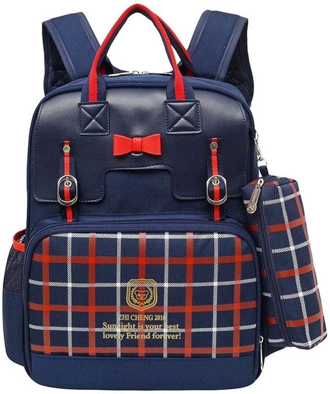 8HAOWENJU Backpack For Girls,Lightweight Princess School Bag, Bookbag Set For Primary Girls (backpack+pen Bag)